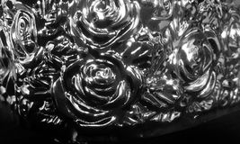 Sea of Dead Roses Royalty Free Stock Photos