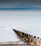 Sea Defences royalty free stock photo