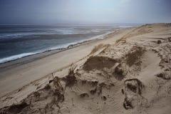 Sea and desert Stock Photos