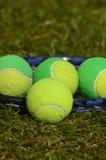 Sea diverso jugador en tenis Foto de archivo