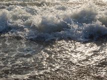 exciting sea, waves stock photos