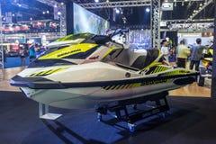 SEA-DOO RXP-300 RS喷气机滑雪在泰国显示了第37曼谷 免版税库存照片