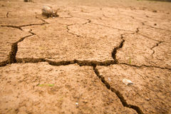 Sea drought change of  climate heat water Stock Image