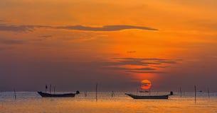 Sea eastward from Kao Seng Royalty Free Stock Photography