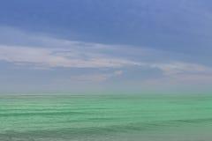 Sea empty Stock Image