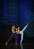 """Sea encounter- ballet """"One Thousand and One Nights"""" Stock Photography"""