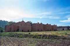 Sea fábrica abandonada del tabaco Imagen de archivo