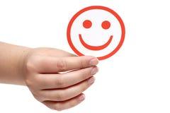 ¡Sea feliz! Imágenes de archivo libres de regalías