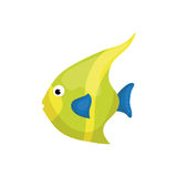 Sea fish animal. Icon  illustration graphic design Royalty Free Stock Photo