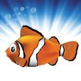 Sea fish royalty free illustration
