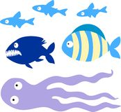 Sea fish Royalty Free Stock Photo