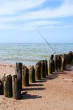 Sea fishing Stock Images
