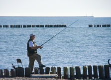 Free Sea Fishing Royalty Free Stock Images - 5213139