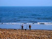 Sea Fishing. Royalty Free Stock Photography