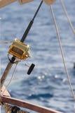 Sea fishing Stock Photography