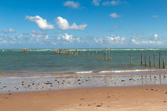 Sea fishing Stock Photo