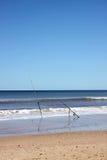 Sea fishing Stock Photos