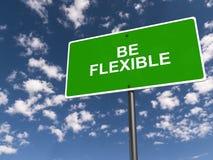 Sea flexible imagen de archivo libre de regalías