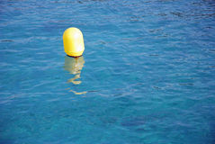 Sea float Stock Photo