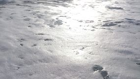 Sea Foam stock photos