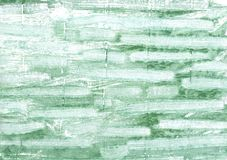 Sea Foam Green abstract watercolor background Royalty Free Stock Photos