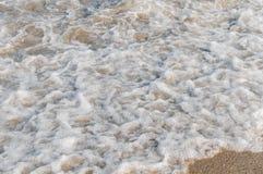 Sea foam havy wave background Royalty Free Stock Image