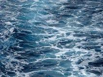 Sea foam Stock Images