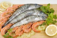 Free Sea Food Royalty Free Stock Photos - 9757308