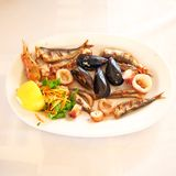 Sea-food Stock Images