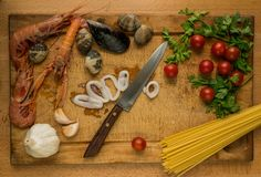 Cooking time Stock Images
