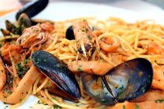 Sea food Royalty Free Stock Photos