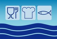 Sea food Royalty Free Stock Photography
