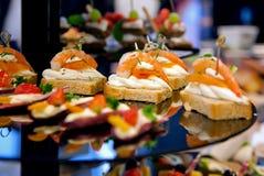 Sea Food Snack Stock Photo