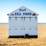 Sea Food Stall Stock Image