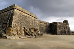 Sea fort Royalty Free Stock Images