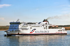 Sea France - Berlioz Stock Images
