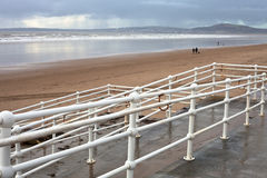 Sea front Stock Photography