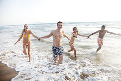 Sea fun Stock Photo