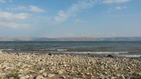 Sea of Galile Stock Photo