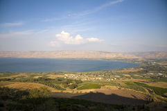 Sea of Galilee Stock Photo