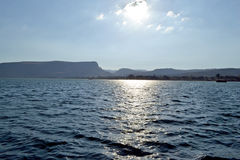 Sea of Galilee. In Israel Royalty Free Stock Photo