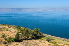Sea of Galilee Stock Photography