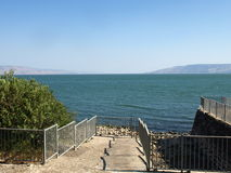 Sea of Galilee Royalty Free Stock Images