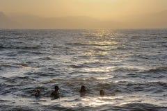Sea of Galilee Stock Image