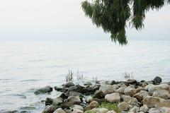 Sea of Galilee Kinneret Royalty Free Stock Photos
