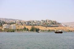 Sea of Galilee Kinneret Stock Photography