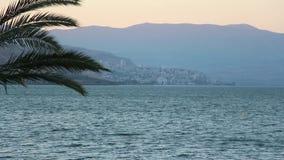 Sea of Galilee stock video