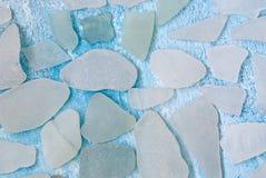 Sea glass Stock Image