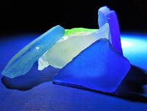 Sea Glass Royalty Free Stock Image