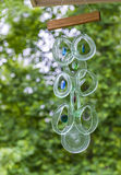 Sea Glass Wind Chimes Royalty Free Stock Photos